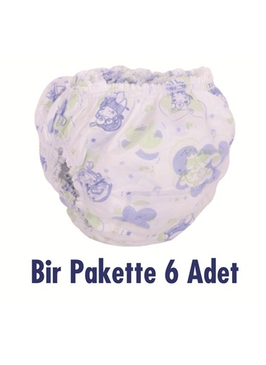Sevi Bebe Kullan At Alıştırma Külotu 2 No: 15-20 Kg-Sevi Bebe
